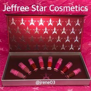 Jeffree Star Cosmetics MINI RED & PINK BUNDLE